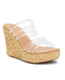 Coconuts By Women's Fancy Wedge