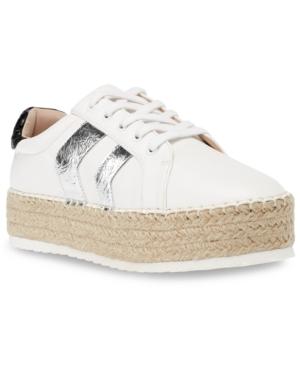 Bianka Flatform Espadrille Chevron Sneakers Women's Shoes