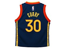 Golden State Warriors Infant City Edition Swingman Jersey - Stephen Curry