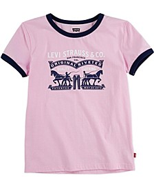 Big Girls Ringer T-shirt