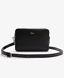 Chantaco Detachable Shoulder Strap Premium Piqué Leather Bag