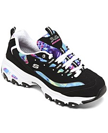 Women's D'Lites - Summer Fiesta Wide width Walking Sneakers from Finish Line