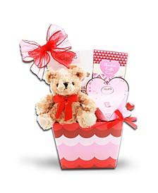 Groovy Love Gift Basket