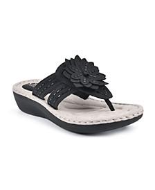 Women's Cupcake II Thong Comfort Sandals