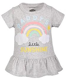 Baby Girls Sunshine Peplum Top, Created for Macy's