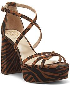 Women's Garnitta Strappy Platform Sandals