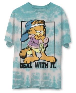 Men's Garfield Short Sleeve Tee Shirt