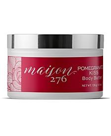 Pomegranate Kiss Body Butter, 4.5 oz