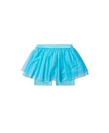 Toddler Girls Tutu Bike Short