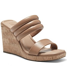 INC Tabia Wedge Sandals, Created for Macy's