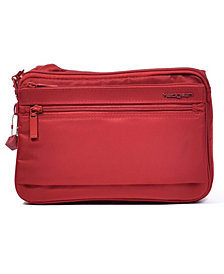 Women's Sally RFID Crossbody with Safety Hook