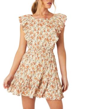 Minkpink Dresses ZAHARI PRINTED MINI DRESS