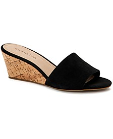 Nallahh Wedge Sandals, Created for Macy's
