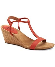 Mulan Wedge Sandals, Created Macy's