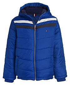 Little Boys Chevron Signature Jacket