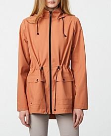 Micro-Breathable Rain Anorak Coat