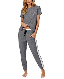 T-Shirt & Jogger Pants