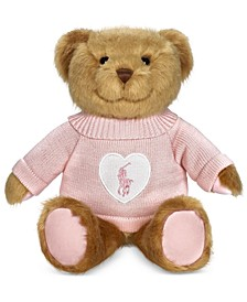 Receive a Free Teddy Bear with any large spray purchase from the Ralph Lauren Romance Fragrance Collection