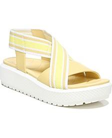 Niko Platform Sandals