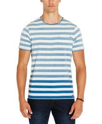 Men's Kabulk Striped T-shirt