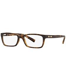 Armani Exchange AX3007 Men's Rectangle Eyeglasses