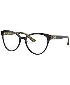 DG3320 Women's Phantos Eyeglasses