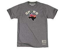 San Antonio Spurs Men's State Sunset T-Shirt