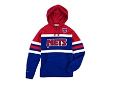 New Jersey Nets Men's Head Coach Hoodie