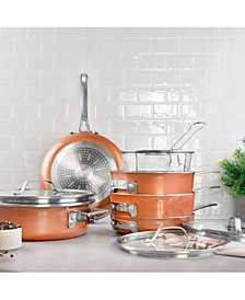 Stack-Master 10-Pc. Cookware Set