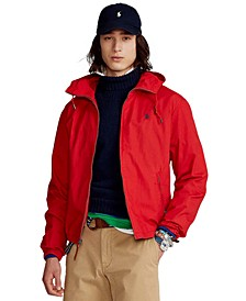 Men's Canvas Hooded Jacket