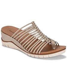 Cambry Wedge Sandal Slides