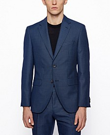 BOSS Men's Jestor Regular-Fit Jacket