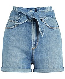 The Brinkley Denim Shorts