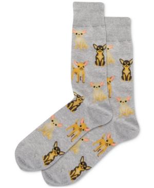 Men's Chihuahua Socks