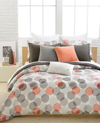 Lacoste Odaiba Twin Comforter Set