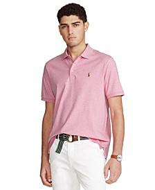Men's Custom Slim Fit Soft Cotton Polo Shirt