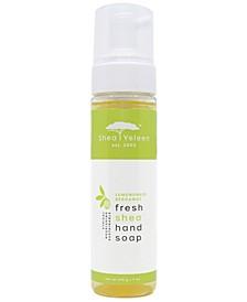 Shea Butter Liquid Hand Soap Lemongrass Bergamot, 7-oz.
