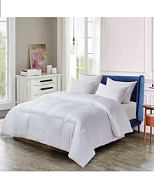 Allergen-Free Down Alternative Comforter, Full/Queen