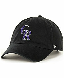 Colorado Rockies Clean Up Hat