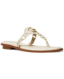 Conway T-Strap Sandals