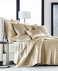 Burnish Bronze Full/Queen Coverlet, Created For Macy's