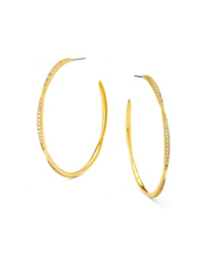 """1-3/4"""" Medium Hoop Earrings"""