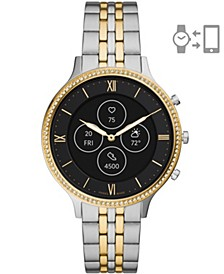 Hybrid HR Charter Two-Tone Bracelet Smart Watch 42mm