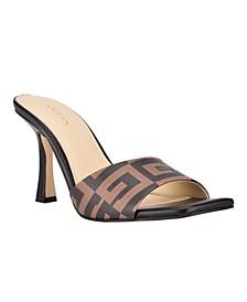 Women's Seldie Mule Slide Dress Sandals