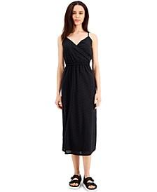 Cotton Eyelet Maxi Dress, Created for Macy's