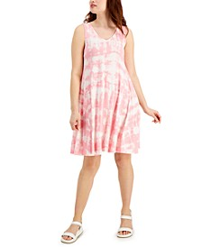 Petite Printed Dress, Created for Macy's
