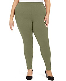 Plus Size Leggings, Created for Macy's