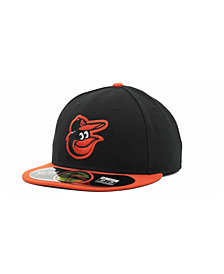 New Era Baltimore Orioles Authentic Collection 59FIFTY Hat