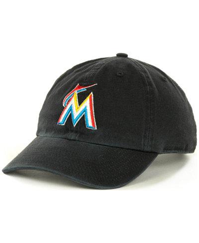 '47 Brand Miami Marlins Clean Up Hat