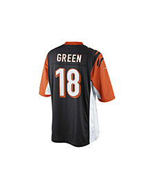 Nike Men's AJ Green Cincinnati Begals Limited Jersey